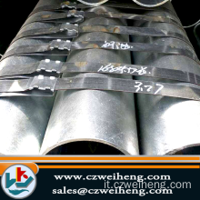 Erw Carbon Steel Welded Pipe