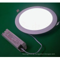 Smd2835 18w runde Notfall-LED-Panel