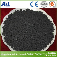 powder coal based activated carbon for desulfurization