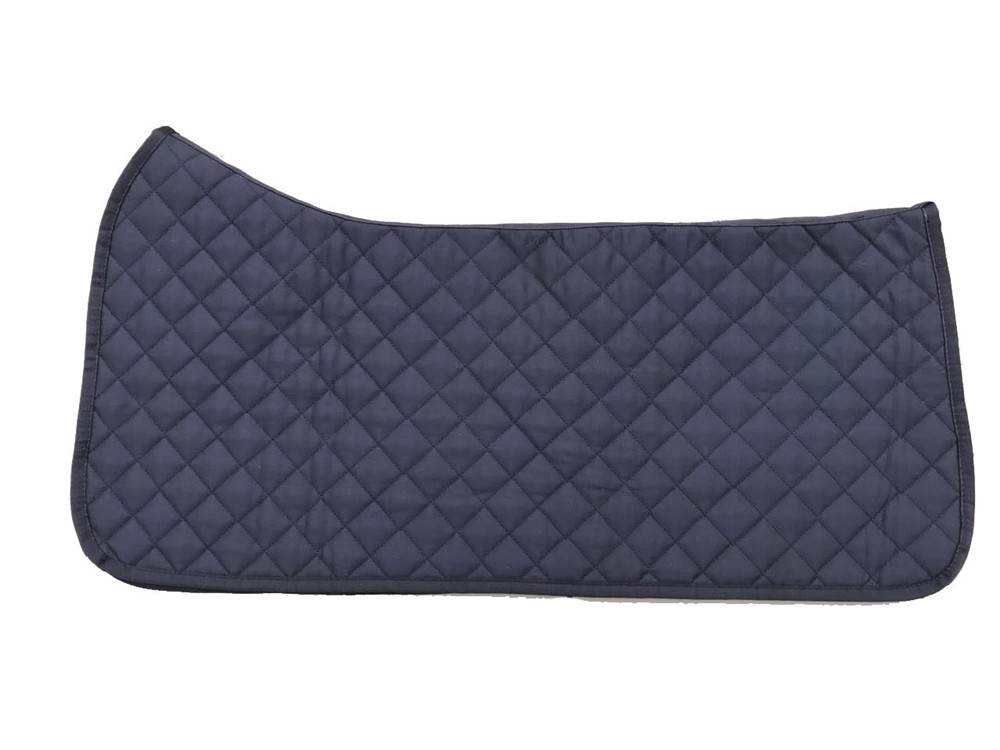 western horse saddle pad