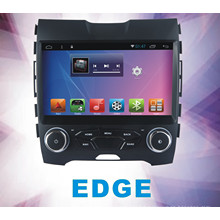 Android System Car DVD and Car GPS for Edge with Navigation TV WiFi