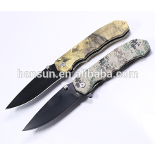 Hot Sale Folding Knife with Plastic Handle