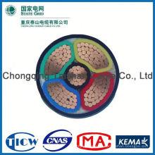 Fabrik Versorgung Top-Qualität 3x2.5mm2 feuerhemmenden Kabel