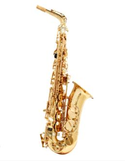 Windsor Alto Saxophone quality inspection