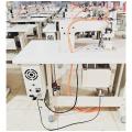 Máquina ultrassônica de costura para batas cirúrgicas