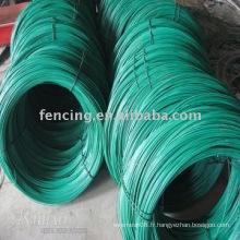 fil enduit de PVC (usine)