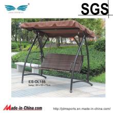 Chaise d'oeuf accrochant de meubles de patio de rotin de jardin à vendre (ES-OL155)