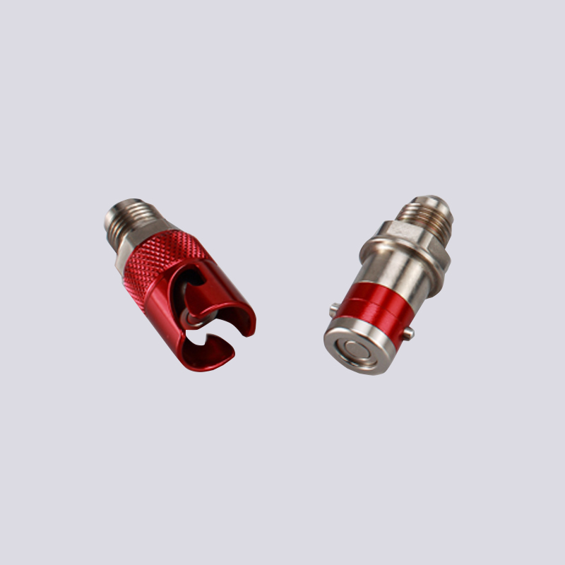 Titanium Quick Release Fittings racing bildelar