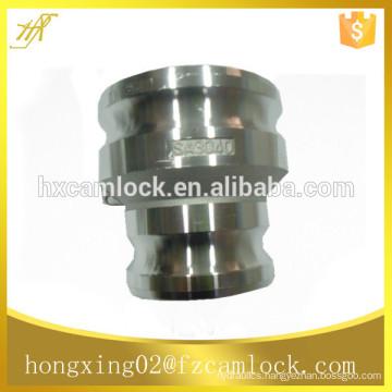 aluminum reducer camlock coupling, quick coupling type AA