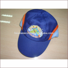 100% cotton kids cap and hat with digital printing LOGO