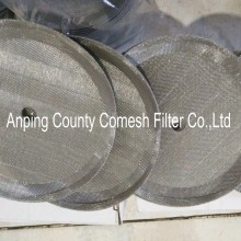 10cm Stainless Steel Coffee Filter Disc