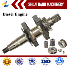 Shuaibang Quality-Assured Sell Well High Pressure Gasoline Water Pump Wp30 Crankshaft
