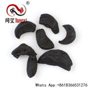 Bulles d'ail noir pelées bio antioxydant