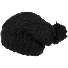 Cheap Slouchy Acrylic Beanie Hats POM POM