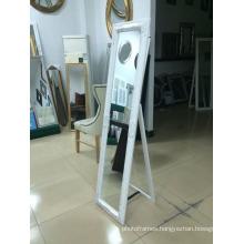 Standing Dressing Mirror Frames Wood Framed Standing Bedroom Dressing Mirrors