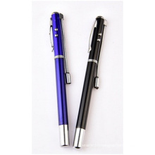 Promotional Red Laser Light Pointer Pen with LED Light