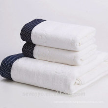 100% cotton extra gentle high quality towel set