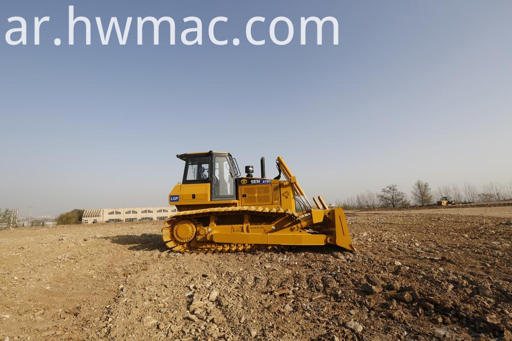 Bulldozer Part