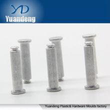 Perçage en aluminium oxydé 6061 sur mesure