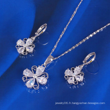 Ensemble de bijoux Xuping Lucky Clover (61179)