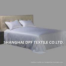 100% tela plana de satén de algodón (DPH7745)