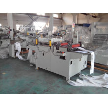 Machine de découpage de matrice d'étiquette de papier d'aluminium avec la coupe et la coupe de baiser
