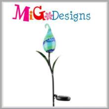 Nuevo diseño Solar Garden Decoration Outdoor Lighting Stakes