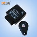 OBD leitor de código de carro com tempo real GPS Tracking, Monitoramento de voz