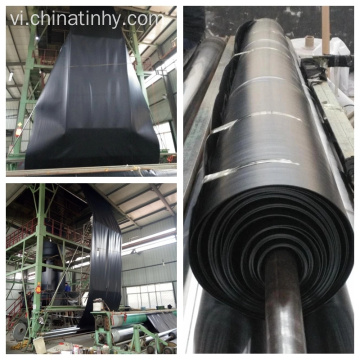 HDPE Geomembrane drainage ditch liner LDPE geomembrane