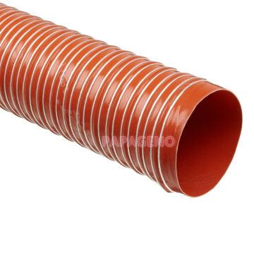 """Tuyau de conduit d'air en silicone résistant aux hautes températures 1 """"-12"""""""