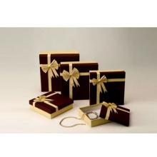 Шикарная роскошная упаковочная коробка для ювелирных изделий