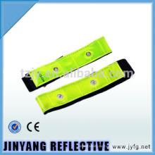LED reflektierende Armbinde