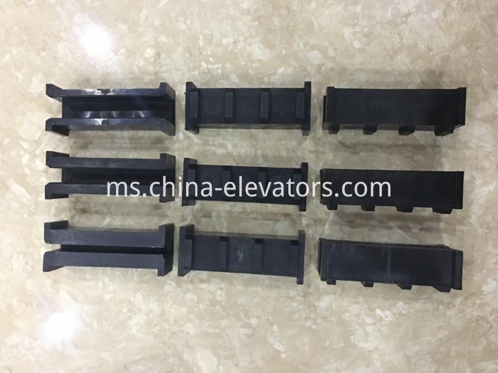 Counterweight Guide Shoe Insert for OTIS MRL Elevators