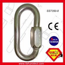 25kN Edelstahl 304 Quick Link Haken zertifiziert mit CE