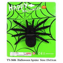 Juguete divertido caliente de la araña de Halloween