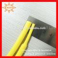 Aislamiento de cable de tubo con paredes simples termoencogible