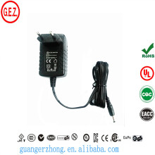 rohs 9v 1.5a ac dc power adapter with EU plug