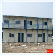 Economical Light Steel Prefabricated Apartment