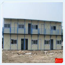 Economical Light Steel Prefabricated Apartment