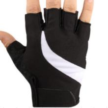 New Soft mesh fabric Comfortable 4 SIZE Half Finger Gloves
