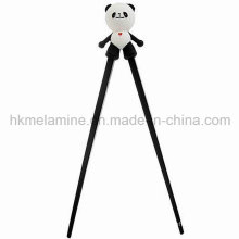 Black Chopsticks Childrens Training Helper