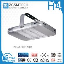 Dispositivo elétrico claro da baía alta do diodo emissor de luz 120W para a iluminação da garagem