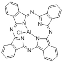 Aluminum phthalocyanine chloride CAS 14154-42-8