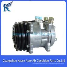Auto Car Sanden r134a compresor para sistema de aire acondicionado universal