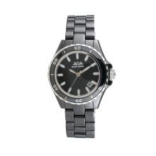 2017 Badatong vente chaude en céramique pleine dame montres, montres OEM