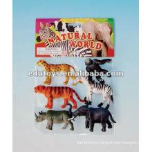 Plastic Toy Animal - Wild Animal Toy