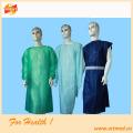 المتاح ثوب الجراحية المعقمة، ثوب الامتحان