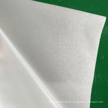 weißer reflektierender Druck PETfilm für Kleidung