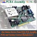 circuit de contrôle d'Assemblée pcba PCBA pour la carte mère avec l'Assemblée de SMT pcba et l'Assemblée de pcb oem / odm