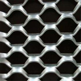 Stainless Expanded Metal Till Salu